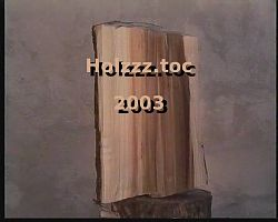 Videoclip zur Serie Klotzporträts