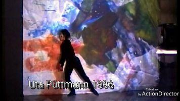 Uta Püttmann in der öffentlichen Probe mit franki im kölner Rhenania