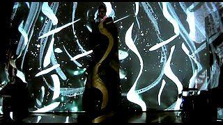 Videoscreen Performanceaufnahmen