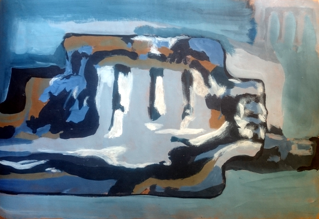 Webslam Gemälde