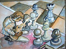 Schach ist Musik